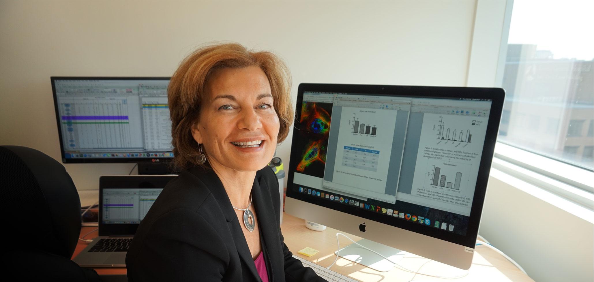 Linda Penn - Penn Lab