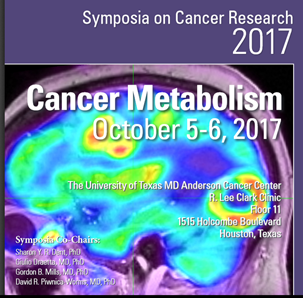 Symposium cancer research