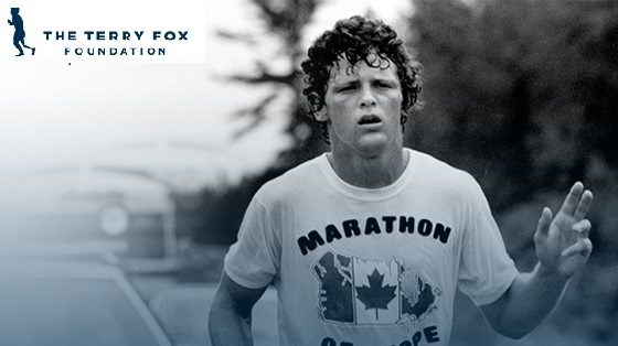 Terry Fox Foundation merge